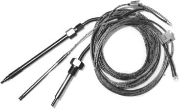 Термоэлементы (TE) и датчики сопротивления