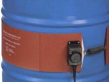 HSSD силиконовые боковые нагревательные элементы для бочек